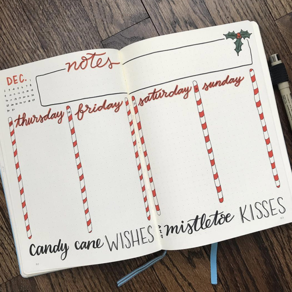 17 bullet journal weekly spreads that you'll want to use