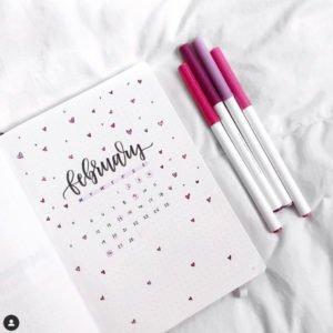 bullet-journal-pink-hearts