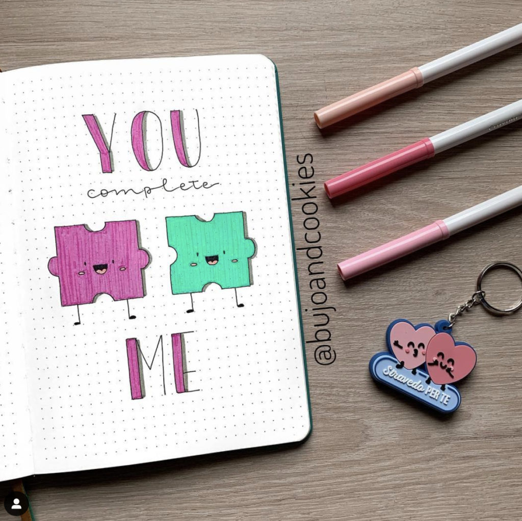 25+ Best February Bullet Journal Cute Quotes and Sayings