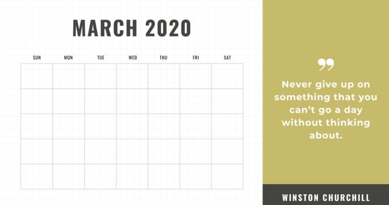 Free Printable Calendar by Month
