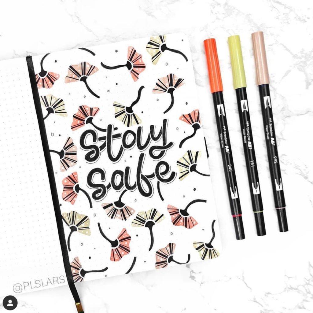 Best MARCH bullet journal ideas