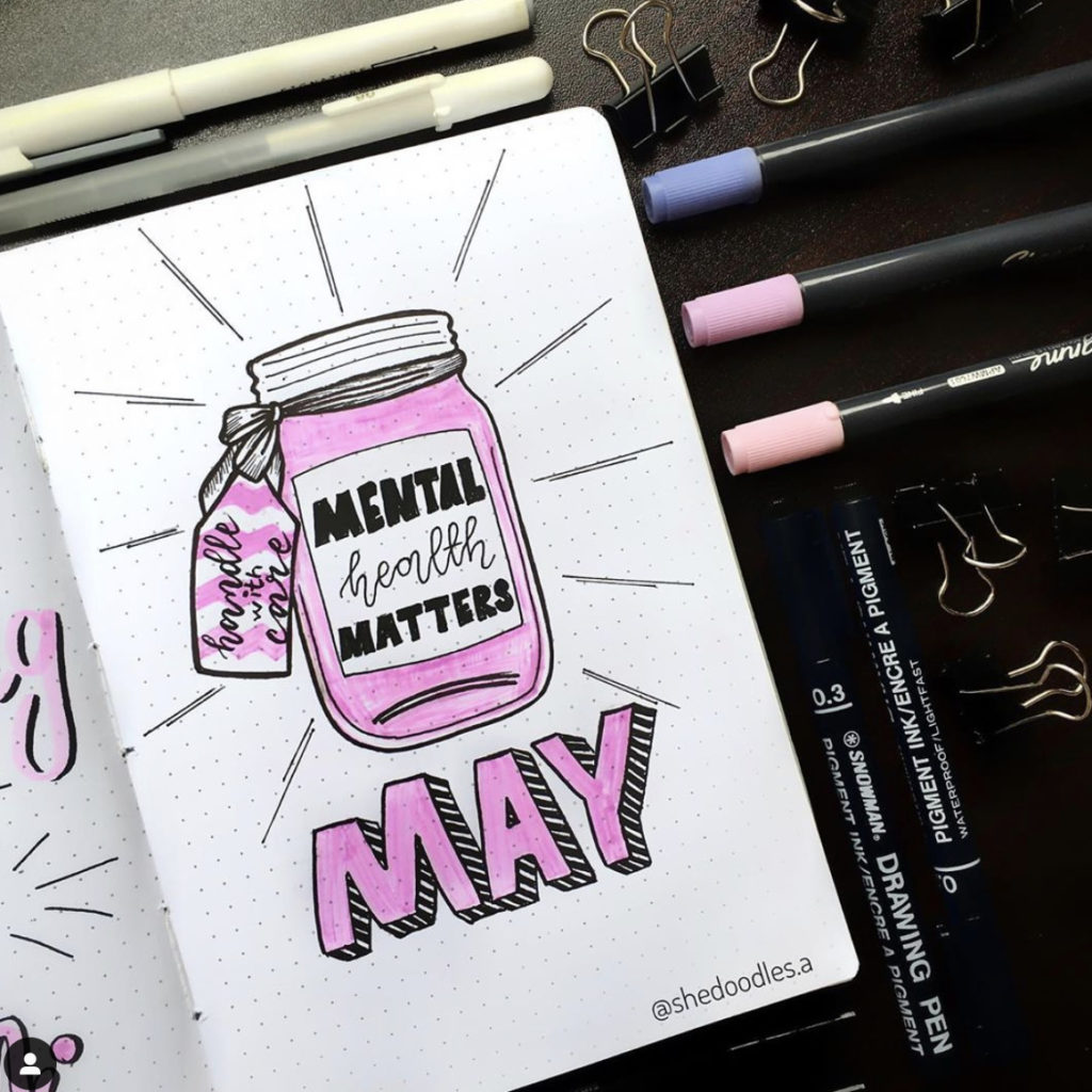 may bullet journal